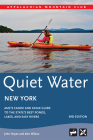 Quiet Water New York: Amc's Canoe and Kayak Guide to the State's Best Ponds, Lakes, and Easy Rivers (AMC Quiet Water) Cover Image