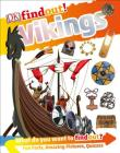 DKfindout! Vikings (DK findout!) Cover Image