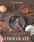 Hey! 365 Yummy Chocolate Recipes: Cook it Yourself with Yummy Chocolate Cookbook! Cover Image