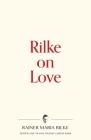 Rilke on Love Cover Image