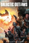 Galactic Outlaws (Galaxy's Edge #2) Cover Image