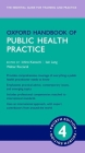 Oxford Handbook of Public Health Practice 4e Cover Image
