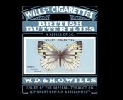 50 British Butterflies Cover Image