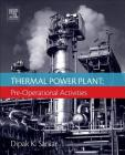 Thermal Power Plant: Pre-Operational Activities Cover Image