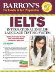 Barron's IELTS with MP3 CD Cover Image