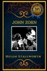 John Zorn: An American Composer, the Original Anti-Anxiety Adult Coloring Book Cover Image