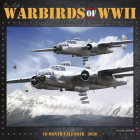 Warbirds of WWII 2020 Wall Calendar Cover Image