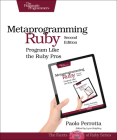 Metaprogramming Ruby 2: Program Like the Ruby Pros Cover Image