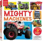 Mighty Machines: Includes 9 Chunky Books (Look, Read, Learn) Cover Image