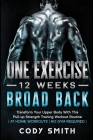 8 Weeks to 30 Consecutive Pull-Ups: Build Your Upper Body Working Your Upper Back, Shoulders, and Biceps at Home Workouts No Gym Required Cover Image