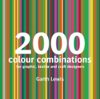 2000 Colour Combinations: For Graphic, Textile, and Craft Designers Cover Image