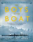 The Boys in the Boat: The True Story of an American Team's Epic Journey to Win Gold at the 1936 Olympics: Young Readers Adaptation Cover Image