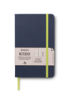 Bookaroo Notebook Journal - Navy Cover Image