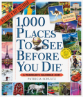 1,000 Places to See Before You Die Picture-A-Day Wall Calendar 2021 Cover Image