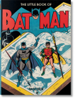 The Little Book of Batman Cover Image