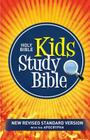 Kids Study Bible-NRSV Cover Image