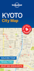Lonely Planet Kyoto City Map Cover Image