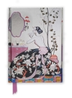 Barbier: Backless Dress (Foiled Journal) (Flame Tree Notebooks #27) Cover Image