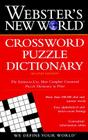 Webster's New World Crossword Puzzle Dictionary, Second Edition Cover Image