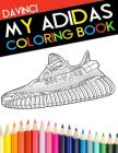My Adidas Coloring Book Cover Image