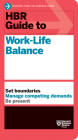 HBR Guide to Work-Life Balance Cover Image