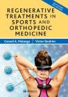 Regenerative Treatments in Sports and Orthopedic Medicine Cover Image
