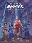 Avatar: The Last Airbender--Imbalance Library Edition Cover Image