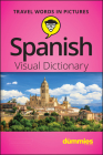 Spanish Visual Dictionary for Dummies Cover Image