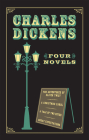 Charles Dickens: Four Novels (Leather-bound Classics) Cover Image