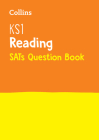 Collins KS1 SATs Revision and Practice - New Curriculum – KS1 Reading SATs Question Book Cover Image