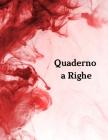 Quaderno a Righe Cover Image