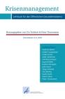 Krisenmanagement: Lehrbuch für den Öffentlichen Gesundheitsdienst Cover Image