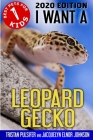 I Want A Leopard Gecko Cover Image