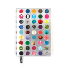 Christian Lacroix Heritage Collection Couture Candies A6 Layflat Notebook Cover Image