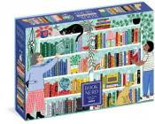 Book Nerd 1,000-Piece Puzzle (Workman Puzzles) Cover Image