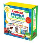 Animal Phonics Readers Parent Pack: 24 Easy Nonfiction Books That Teach Key Phonics Skills Cover Image