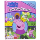Peppa Pig: Let's Play Princess Little First Look and Find Cover Image