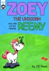 Zoey the Unicorn and her little friend Reemy Cover Image