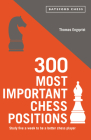 300 Most Important Chess Positions Cover Image