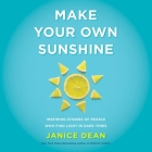 Make Your Own Sunshine Lib/E: Inspiring Stories of People Who Find Light in Dark Times Cover Image