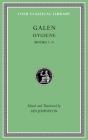 Hygiene, Volume I: Books 1-4 (Loeb Classical Library #535) Cover Image