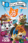 44 Cats: Cats Rock! (I Can Read Level 1) Cover Image