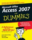 Access 2007 for Dummies Cover Image
