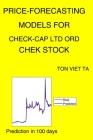 Price-Forecasting Models for Check-Cap Ltd Ord CHEK Stock Cover Image