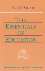 Essentials of Education (Foundations of Waldorf Education #18) Cover Image