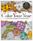 Color Your Year: A Changing Seasons Coloring Book Cover Image