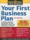 Your First Business Plan: A Simple Question and Answer Workbook Designed to Help You Write a Plan That Will Avoid Common Pitfalls, Secure Financ Cover Image