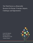 The Third Sector as a Renewable Resource for Europe: Concepts, Impacts, Challenges and Opportunities Cover Image
