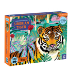 Siberian Tiger Endangered Species 300 Piece Puzzle Cover Image