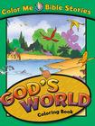 God's World Coloring Book (Bible Activity Books) Cover Image